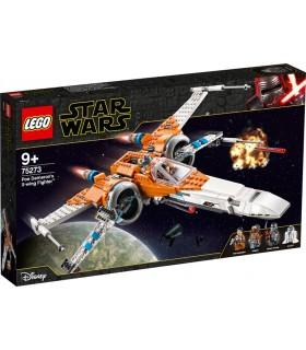 Caza Ala-X de Poe Dameron 75273 LEGO STAR WARS