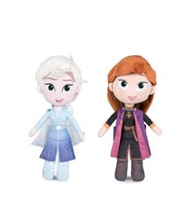 Peluche Princesa Frozen 30 cm 7/17921 FROZEN FAMOSA SOFTIES