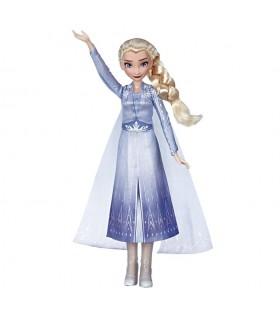 Muñeca Elsa cantarina E6852 FROZEN FROZEN
