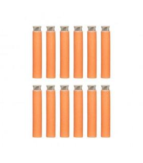 12 dardos Accustrike C0162 NERF HASBRO