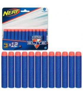 Nerf Élite 12 dardos A0350 NERF HASBRO