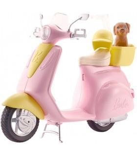 Moto muñeca FRP56 BARBIE