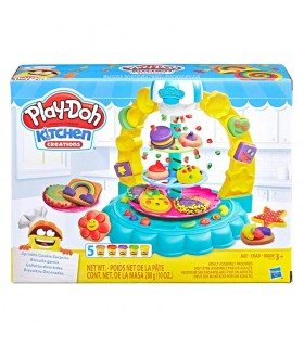 Playdoh dulce fábrica de cookies E5109 PLAYDOH
