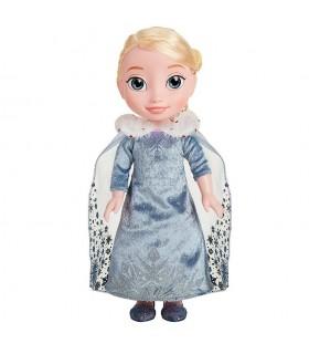MuñecaElsa 35cm cantando corto Olaf 72536 FROZEN JAKKS PACIFIC