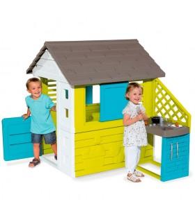 Casa pretty II con cocina 810711 SMOBY