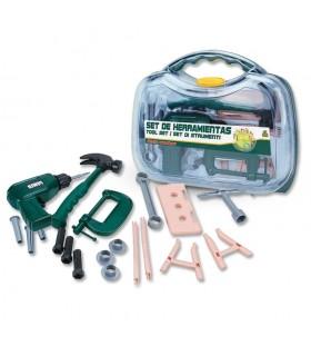 Maletin de herramientas 20 piezas little worker T1463 TACHAN
