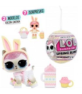 "L.O.L surprise s7 spring bling ""edición especial"" LLUC5000 LOL SURPRISE MGA"