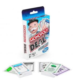 Juego monopoly deal E3113 HASBRO GAMING