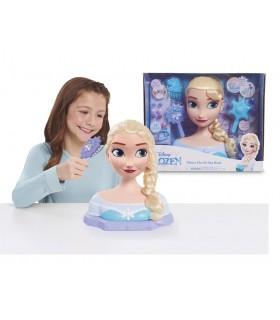 Disney Elsa busto deluxe FRN79000 FROZEN FAMOSA