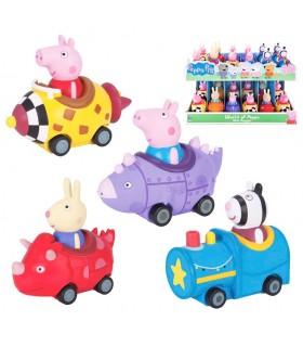Mini vehiculos buggies 95785 PEPPA PIG BANDAI