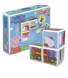 Geomag magic travel with Peppa 00049 PEPPA PIG TOY PARTNER