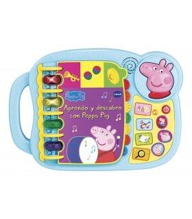 Libro de Peppa Pig 518022 PEPPA PIG V-TECH