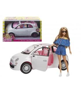 Coche Fiat FVR07 BARBIE
