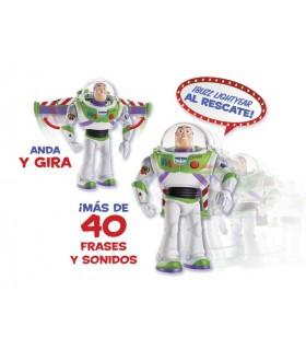Buzz lightyear superguardián andarín GGH43 TOY STORY