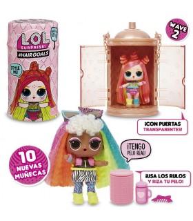 L.o.l.Surprise S5 Hairgoals LLU64000 LOL SURPRISE MGA