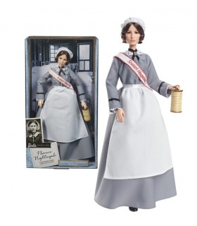 Muñeca colección Florence Nightingale GHT87 BARBIE