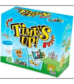 Juego de adivinar personajes Time's Up Kids RPTUKI01 ASMODEE