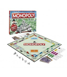 Monopoly Madrid C1009 HASBRO GAMING