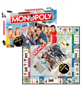Monopoly la que se avecina 63454 ELEVEN FORCE