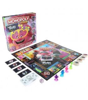 Monopoly JR Trolls2 E7496 TROLLS HASBRO