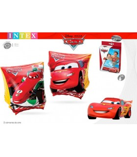 Manguitos 23x15cm 56652 CARS INTEX