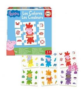 Juego educativo Aprendo Los Colores 16225 PEPPA PIG