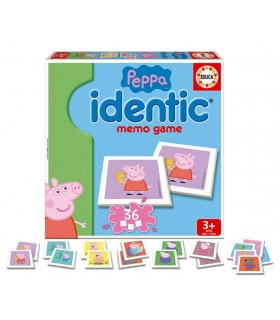 Juego de Mesa Identic 16227 PEPPA PIG
