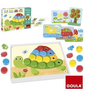Baby color 20 piezas 53140 GOULA
