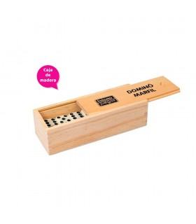 Juego de dominó caja de madera 27945 FALOMIR