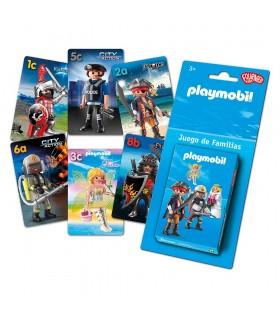 Baraja de cartas infantiles Playmobil 10020488 PLAYMOBIL FOURNIER