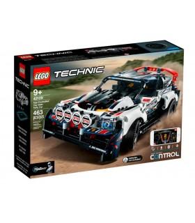 Coche de rally Top Gear controlado por app 42109 LEGO