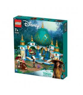 Raya y el Palacio Corazón 43181 PRINCESAS DISNEY LEGO