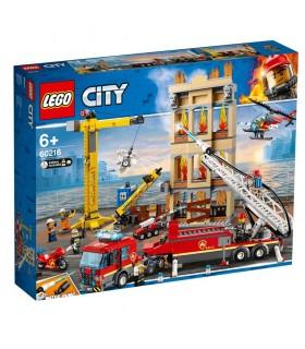 Brigada de bomberos del distrito centro 60216 LEGO