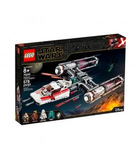 Caza estelar Ala-Y de la resistencia 75249 LEGO