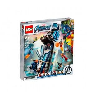 Batalla en la torre de los vengadores 76166 AVENGERS LEGO