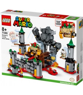 Set de expansión: batalla final en el castillo Bowser 71369 LEGO