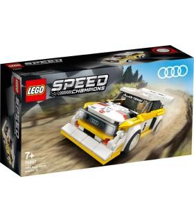 1985 Audi Sport Quattro S1 76897 LEGO