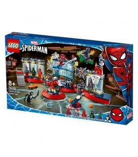 Ataque a la Guarida Arácnida 76175 SPIDERMAN LEGO