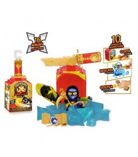 Figuras ninja serie 6 700016680 TREASURE X FAMOSA