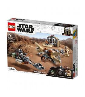Problemos con Totooine 75299 STAR WARS LEGO