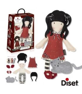 Cose tu propia muñeca 46671 GORJUSS DISET