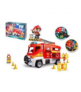 Pinypon action camión de bomberos 700016237 PIN Y PON