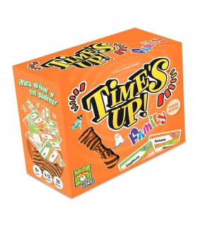 Juego de adivinar personajes Time's Up Familly RPTUFA02 ASMODEE