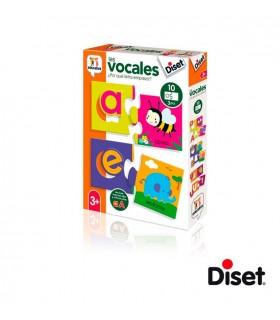 Las vocales 68964 DISET