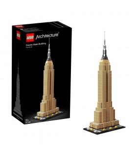 Empire state building 21046 LEGO