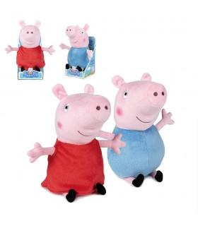 Peppa & George 27cm 760011862 PEPPA PIG FAMOSA