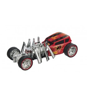 Vehículo Monster Action Street Creeper 51203 HOT WHEELS TOYSTATE