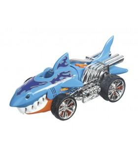 Vehículo Monster Action Sharkruiser 51204 HOT WHEELS TOYSTATE
