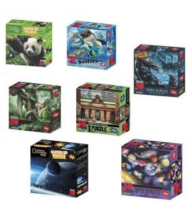 Puzzle infantil 3D 50046 PEPPA PIG TOY PARTNER