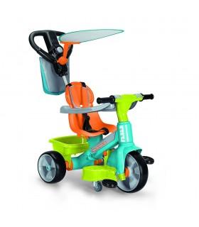 Trike bike plus music 360 800012260 FEBER